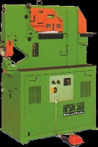 poinçonneuse Mubea HPSN 500