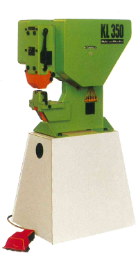 poinçonneuse Mubea KL 350