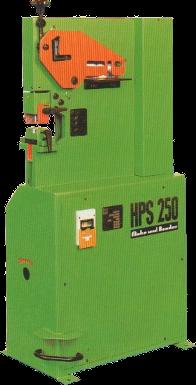 poinçonneuse Mubea HPS 250