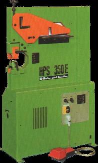 poinçonneuse Mubea HPS 350e