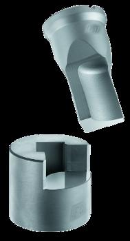 Poinçons et matrices adaptables FOT pour Durma IW 80